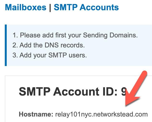 BryZar SMTP Host