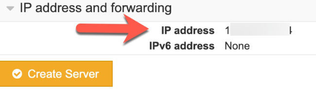 create domain virtualmin ip address